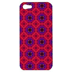 Retro Abstract Boho Unique Apple Iphone 5 Hardshell Case by BangZart