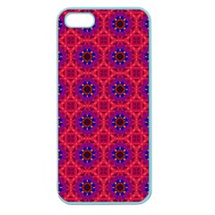 Retro Abstract Boho Unique Apple Seamless Iphone 5 Case (color)