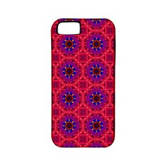 Retro Abstract Boho Unique Apple Iphone 5 Classic Hardshell Case (pc+silicone)