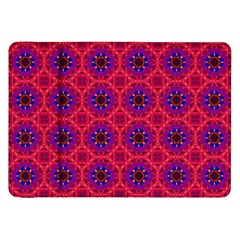 Retro Abstract Boho Unique Samsung Galaxy Tab 8 9  P7300 Flip Case by BangZart