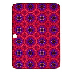 Retro Abstract Boho Unique Samsung Galaxy Tab 3 (10 1 ) P5200 Hardshell Case  by BangZart