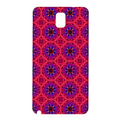 Retro Abstract Boho Unique Samsung Galaxy Note 3 N9005 Hardshell Back Case by BangZart