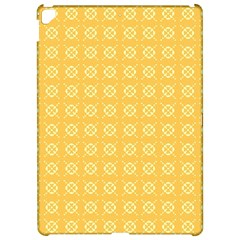 Yellow Pattern Background Texture Apple Ipad Pro 12 9   Hardshell Case