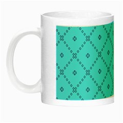 Pattern Background Texture Night Luminous Mugs