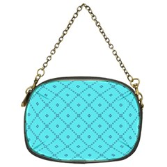 Pattern Background Texture Chain Purses (one Side)