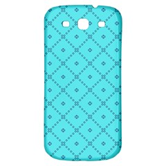 Pattern Background Texture Samsung Galaxy S3 S Iii Classic Hardshell Back Case by BangZart