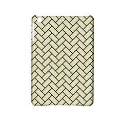 Brick2 Black Marble & Beige Linen (r) Ipad Mini 2 Hardshell Cases by trendistuff