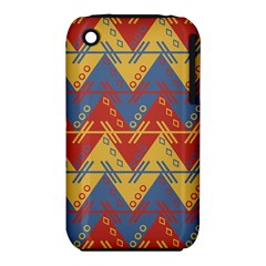 Aztec South American Pattern Zig Iphone 3s/3gs