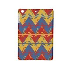 Aztec South American Pattern Zig Ipad Mini 2 Hardshell Cases by BangZart