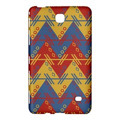 Aztec South American Pattern Zig Samsung Galaxy Tab 4 (8 ) Hardshell Case