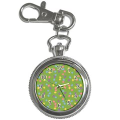 Balloon Grass Party Green Purple Key Chain Watches by BangZart