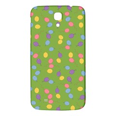 Balloon Grass Party Green Purple Samsung Galaxy Mega I9200 Hardshell Back Case