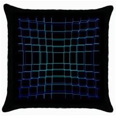 Abstract Adobe Photoshop Background Beautiful Throw Pillow Case (black) by BangZart