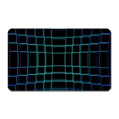Abstract Adobe Photoshop Background Beautiful Magnet (rectangular) by BangZart