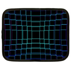 Abstract Adobe Photoshop Background Beautiful Netbook Case (xxl)