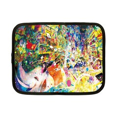 Multicolor Anime Colors Colorful Netbook Case (small)  by BangZart