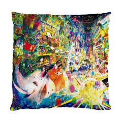 Multicolor Anime Colors Colorful Standard Cushion Case (one Side)