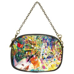 Multicolor Anime Colors Colorful Chain Purses (two Sides)