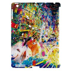 Multicolor Anime Colors Colorful Apple Ipad 3/4 Hardshell Case (compatible With Smart Cover) by BangZart