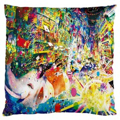 Multicolor Anime Colors Colorful Large Cushion Case (two Sides) by BangZart