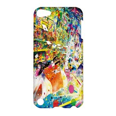 Multicolor Anime Colors Colorful Apple Ipod Touch 5 Hardshell Case