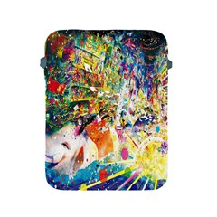Multicolor Anime Colors Colorful Apple Ipad 2/3/4 Protective Soft Cases by BangZart