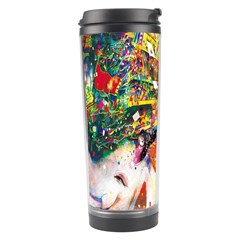 Multicolor Anime Colors Colorful Travel Tumbler by BangZart