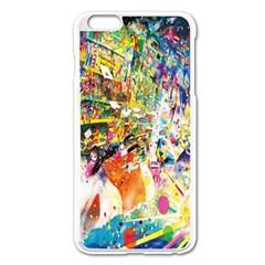 Multicolor Anime Colors Colorful Apple Iphone 6 Plus/6s Plus Enamel White Case by BangZart