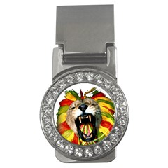 Reggae Lion Money Clips (cz)  by BangZart