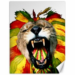 Reggae Lion Canvas 18  X 24