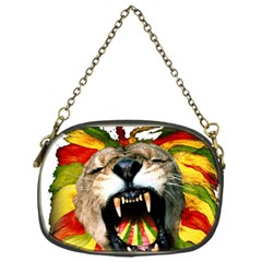 Reggae Lion Chain Purses (one Side)  by BangZart