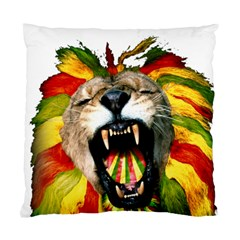 Reggae Lion Standard Cushion Case (one Side)