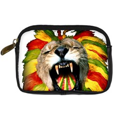 Reggae Lion Digital Camera Cases
