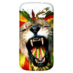 Reggae Lion Samsung Galaxy S3 S Iii Classic Hardshell Back Case by BangZart