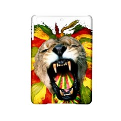 Reggae Lion Ipad Mini 2 Hardshell Cases by BangZart