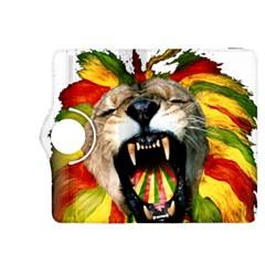 Reggae Lion Kindle Fire Hdx 8 9  Flip 360 Case by BangZart