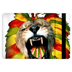 Reggae Lion Ipad Air Flip by BangZart