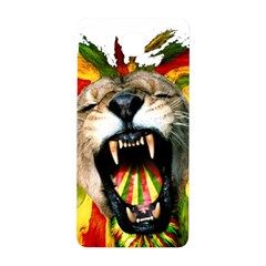 Reggae Lion Samsung Galaxy Alpha Hardshell Back Case