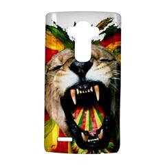 Reggae Lion Lg G4 Hardshell Case by BangZart