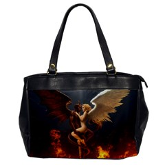 Angels Wings Curious Hell Heaven Office Handbags