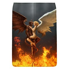Angels Wings Curious Hell Heaven Flap Covers (s)  by BangZart