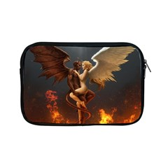 Angels Wings Curious Hell Heaven Apple Ipad Mini Zipper Cases