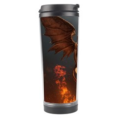 Angels Wings Curious Hell Heaven Travel Tumbler by BangZart