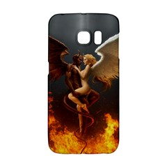 Angels Wings Curious Hell Heaven Galaxy S6 Edge