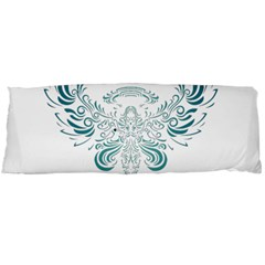 Angel Tribal Art Body Pillow Case Dakimakura (two Sides)