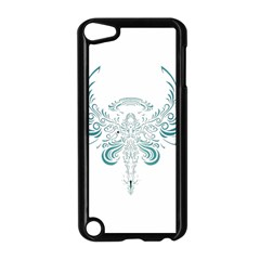 Angel Tribal Art Apple Ipod Touch 5 Case (black) by BangZart