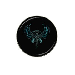 Angel Tribal Art Hat Clip Ball Marker (4 Pack) by BangZart