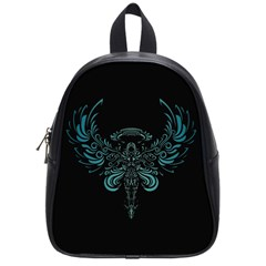 Angel Tribal Art School Bags (small)  by BangZart