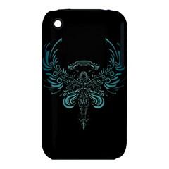 Angel Tribal Art Iphone 3s/3gs