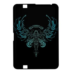 Angel Tribal Art Kindle Fire Hd 8 9  by BangZart